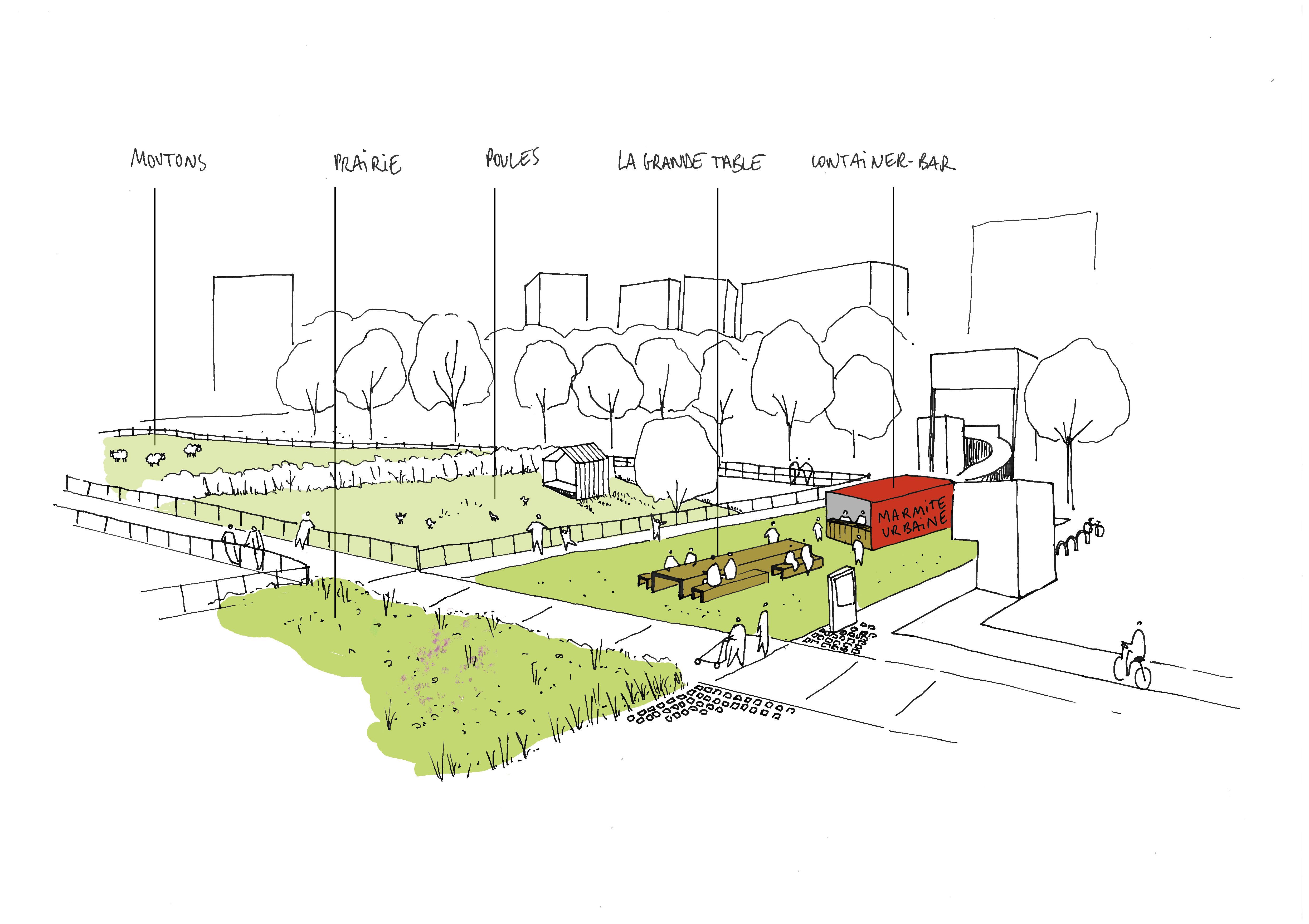 Parisculteurs Cité des sciences et de l'industrie agriculture urbaine