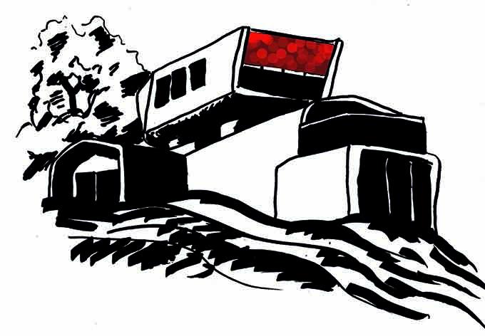 La vallée 70 conception paysagère paysagiste le perche lieu d'art