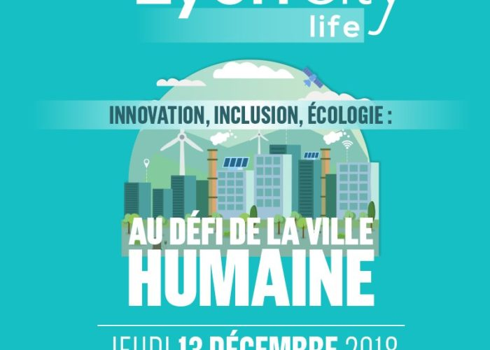 Lyon city life Amaury Dubois Paysage